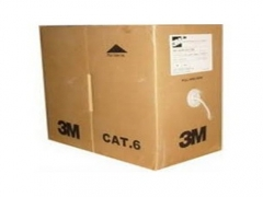 3M CAT6 UTP,PVC,LANCABLE